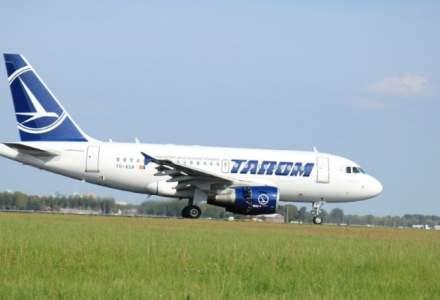 Tarom reia cursele de pe Aeroportul din Cluj. Care va fi noul program de zbor