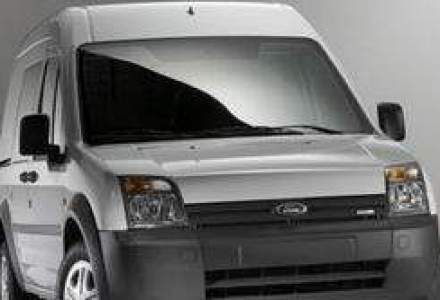 Ford Transit Connect ar putea fi prima masina electrica fabricata in Romania din 2010