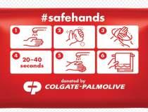 Colgate – Palmolive donează...