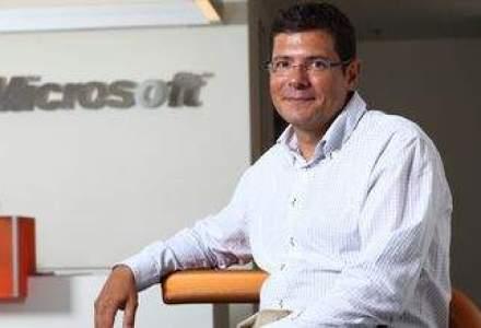Vlad Bog, promovat in cadrul Microsoft Turcia. Locul sau va fi preluat de Roxana Tanase, de la Vodafone