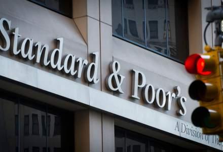 """Standard & Poor's a confirmat ratingul României la """"BBB-/A-3"""" şi a menţinut perspectiva negativă"""