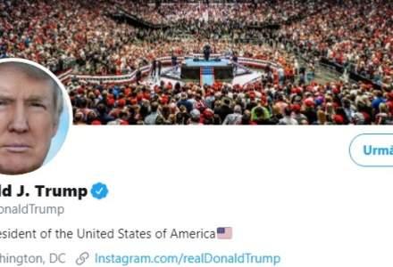 Donald Trump, despre protestele de la poarta Casei Albe: Mult mai puțini manifestanți decât se așteptau