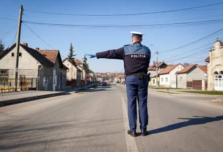 GCS: Poliţiştii şi jandarmii au aplicat, în ultimele 24 de ore, 343 de sancţiuni contravenţionale