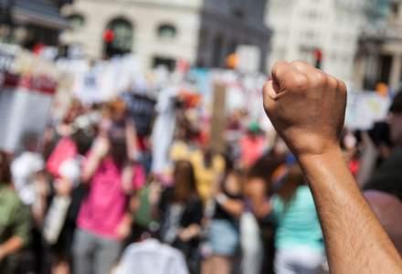 Val de manifestații împotriva rasismului în Europa