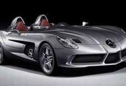 Mercedes-Benz va produce in 2009 SLR Stirling Moss la un pret de 750.000 euro