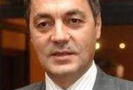Stere Farmache devine bancher si preia functia de prim vice-presedinte la Alpha Bank