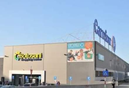 Investitie de 3 mil. euro in extinderea Botosani Shopping Center