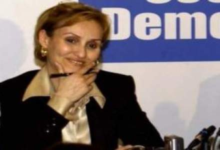 Dorina Mihailescu a demisionat din conducerea Autoritatii de Supraveghere Financiara