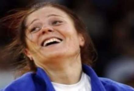 Bravo, Corina Caprioriu! Romanca a luat medalie de aur, la Grand Prix de judo in China