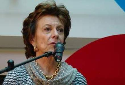Neelie Kroes, vicepresedintele Comisiei Europene: Tinerii sunt speranta Romaniei. Ei trebuie ancorati in lumea digitala