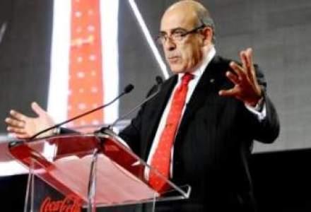 Discurs de 6 minute pentru 22 mil. euro: de ce a venit cel mai puternic om din Coca-Cola la Ploiesti