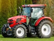 Acesta este primul tractor...