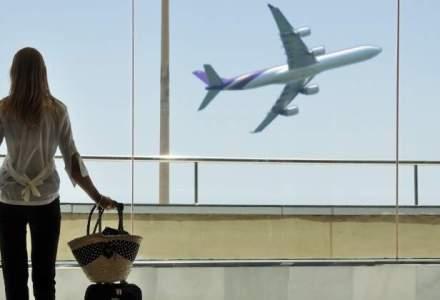 Traficul pe aeroporturile din România a scăzut cu aproape 95% de la declararea stării de urgenţă