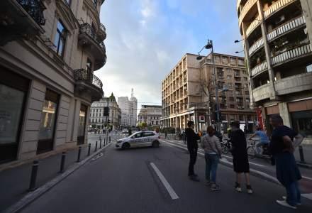 Primăria Capitalei anunță că zonele de promenadă înființate se schimbă
