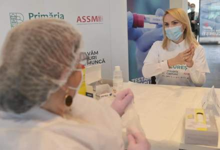 Primăria Capitalei ar putea deconta testarea a 3.000 de farmacişti, reprezentanţi media şi angajaţi din domeniul alimentaţiei publice