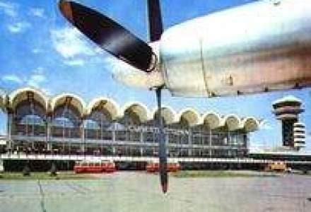 Aeroportul Otopeni: Flux de peste 10.000 de pasageri sambata