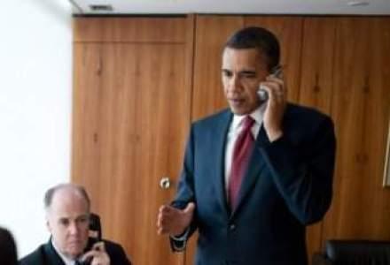 Esecurile se acumuleaza pentru Barack Obama, care traverseaza o criza de incredere