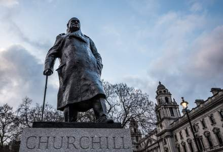Dispariţia unei fotografii a lui Churchill de pe Google stârneşte suspiciuni de cenzură