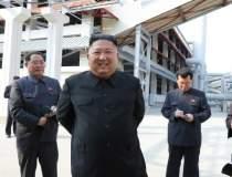 Coreea de Nord a aruncat în...