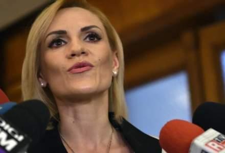 Gabriela Firea: Aş vrea să fac echipă cu Nicuşor Dan, în calitate de viceprimar