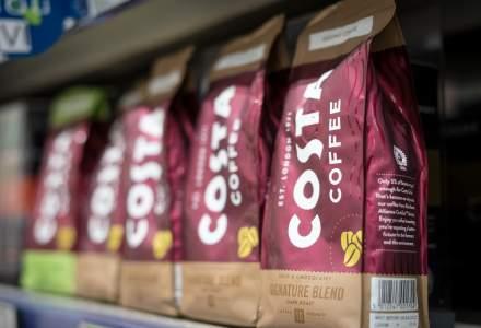 Coca-Cola HBC aduce Costa Coffee în supermarketuri și locații HoReCa din România