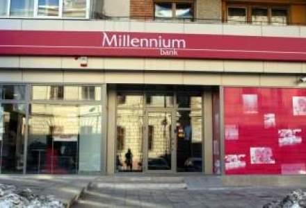 Portughezii se grabesc sa vanda Millennium Bank Romania