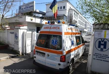 Spitalele din București, sufocate de pacienți. Medic la Victor Babeș: Nu mai prididim cu internările