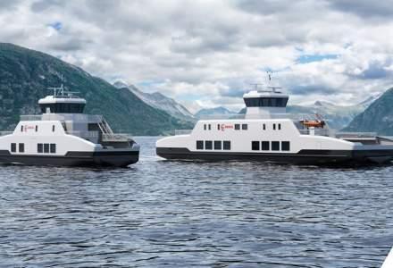Cum arată cele mai noi feriboturi electrice destinate Norvegiei