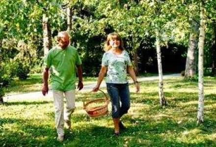 Ioana Basescu a luat un teren de 290 ha cu un credit de 1 mil. euro