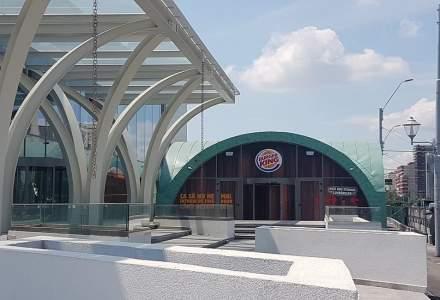 Burger King deschide un nou restaurant în România