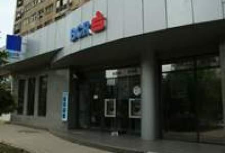 Greva generala la cea mai mare banca din Romania