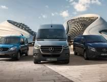 Soluțiile Mercedes-Benz Vans...