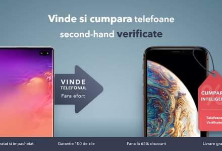 Startup-ul românesc care te ajută să îți vinzi vechiul telefon primește 250.000 de euro de la investitori
