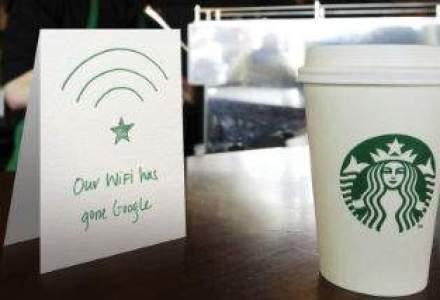 Starbucks trebuie sa plateasca 2,8 mld. dolari Mondelez International pentru a scapa de un litigiu