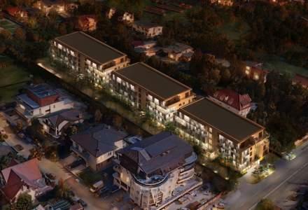 Un dezvoltator din Cluj-Napoca ridică 96 de apartamente în nordul Capitalei
