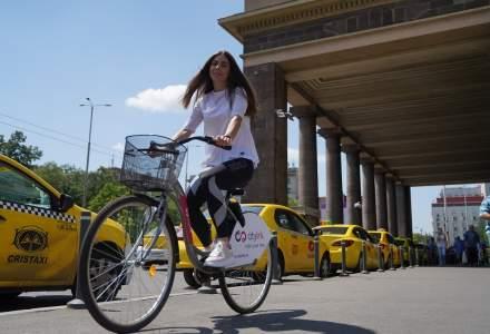 Citylink integrează, alături de automobile, o flotă de 350 de bicicleteîn București