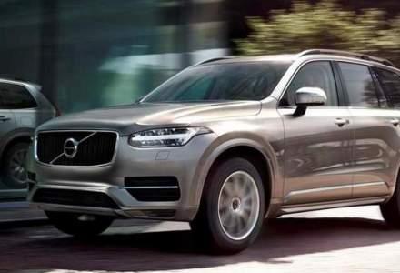 Peste 2,2 mil. de automobile Volvo au probleme la centură - RECALL
