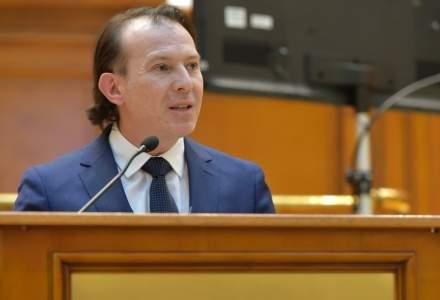 Florin Cîțu: România va înregistra în 2020 o scădere economică curpinsă între minus 2 și minus 3