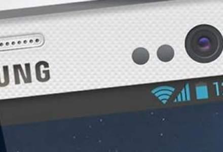 Samsung vrea sa lanseze anul viitor un smartphone Galaxy cu ecran care acopera muchiile