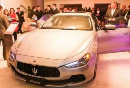Maserati a lansat in Romania cel mai ieftin model si primul diesel din istorie