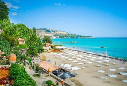Plajele de pe litoralul bulgăresc, pline. Hotelierii sunt optimiști pentru această vară