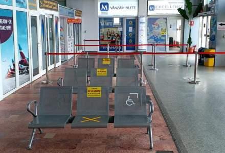 Aeroportul Internaţional Timişoara reia zborurile spre Marea Britanie, Spania şi Belgia
