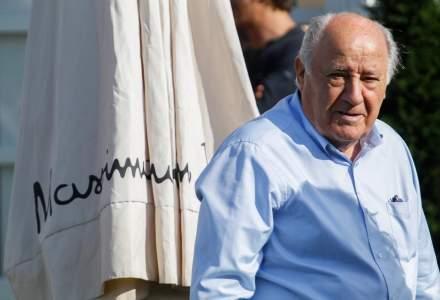 Amancio Ortega, fondatorul imperiului de textile Inditex, a devenit un magnat al imobiliarelor