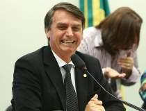 VIDEO Jair Bolsonaro şi-a dat...