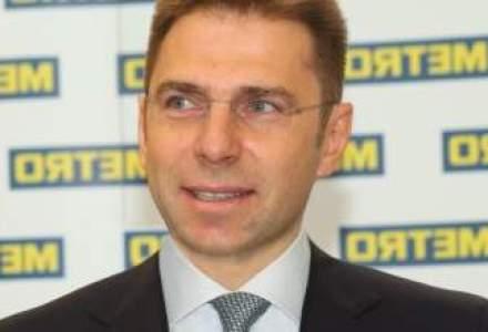 Metro are un nou CEO: Dusan Wilms preda stafeta unui francez