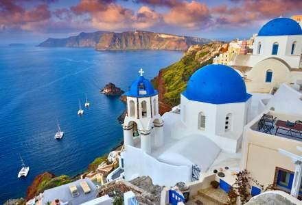 Românii preferă avionul pentru o călătorie în Grecia: 34% creștere la achiziționarea biletelor de avion