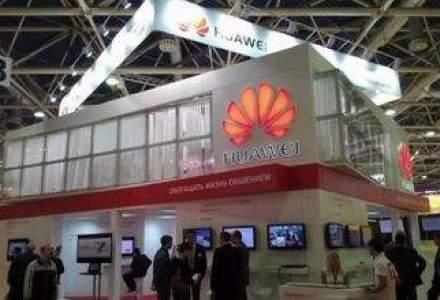 Compania Huawei va infiinta un centru regional la Bucuresti