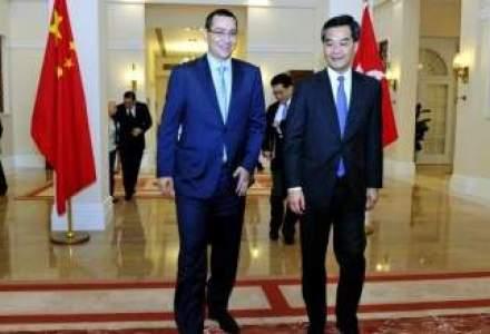 Romania gazduieste un forum economic important: premierul chinez, la Bucuresti