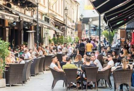 CGMB ar putea aproba reguli noi pentru terasele din centrul istoric al Capitalei