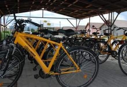 Elis Pavaje a pus la dispozitia angajatilor peste 140 de biciclete pentru deplasarea la birou